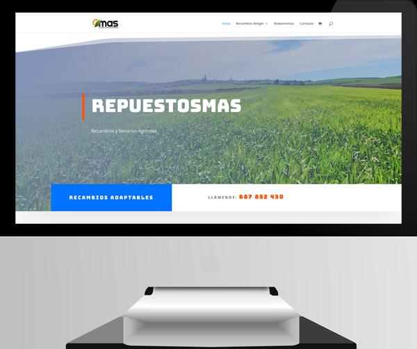 proyecto 2 página web